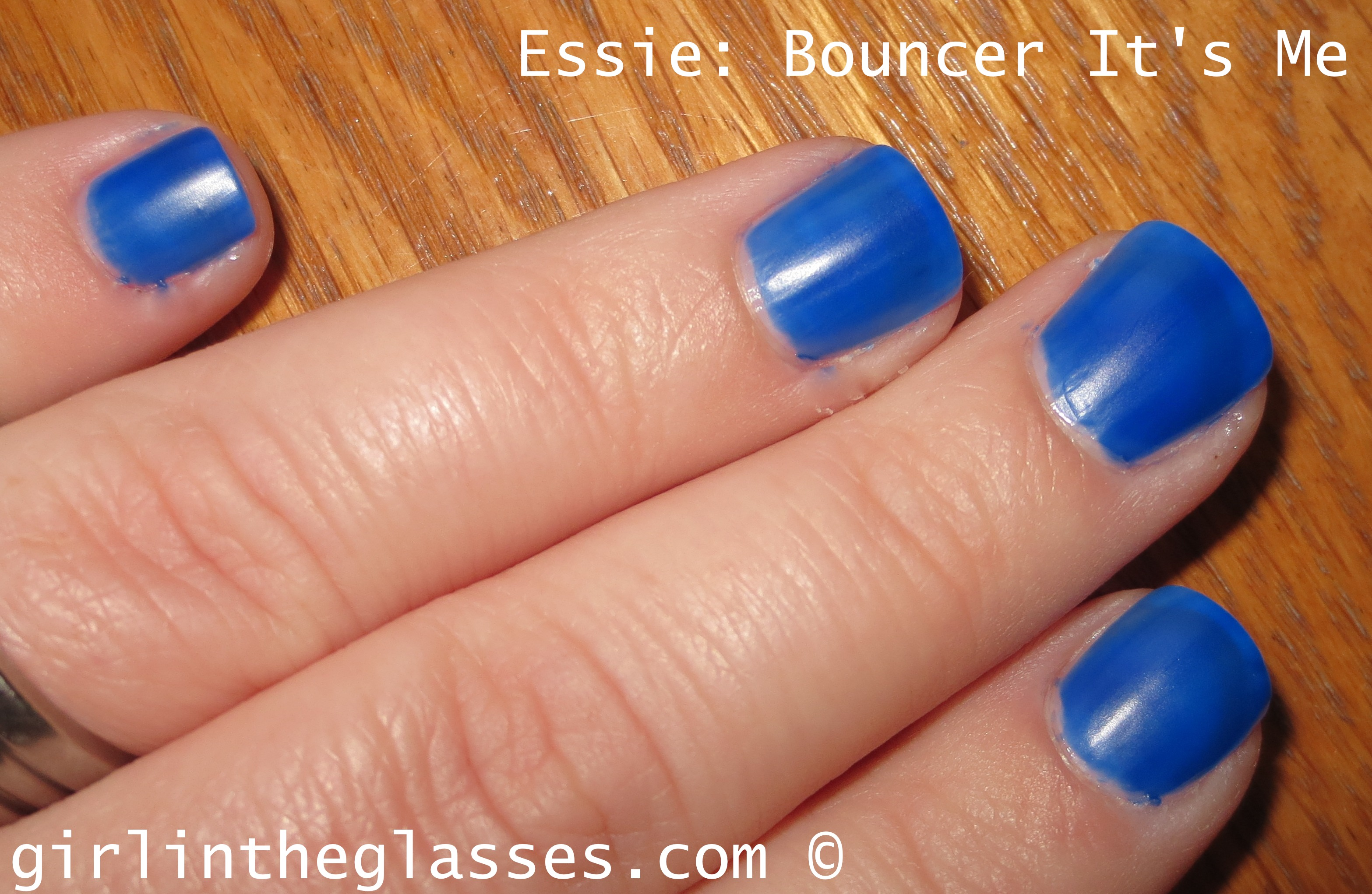 essie nail polish | girlintheglasses
